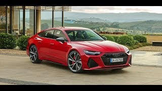 2020 Audi RS7 Sportback - interior, Exterior and Test Drive