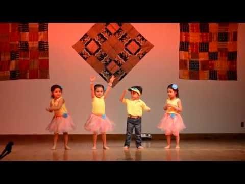 Bum Bum Bole - little Kids