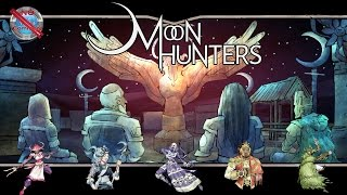 Moon Hunters Gameplay no commentary