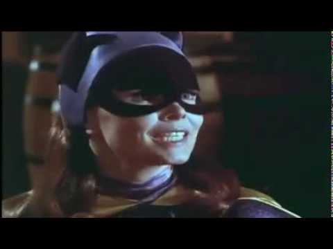 Batgirl PSA feat/ Adam West (1973) Federal Equal Pay Law