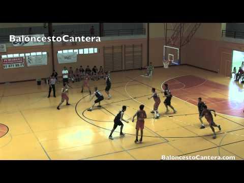 U18M - Junior BASKONIA vs. VALENCIA - Final Elite Cup Basket Mejorada del Campo (BaloncestoCantera)
