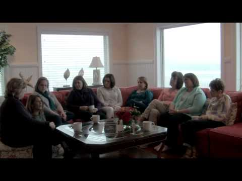 A Widow's Might Retreat   Group Discussion