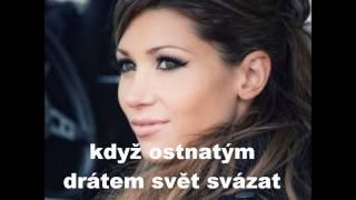 Tereza Kerndlová-Přísahám+text (lyrics)