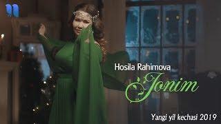 Hosila Rahimova - Jonim | Хосила Рахимова - Жоним (Yangi yil kechasi 2019)