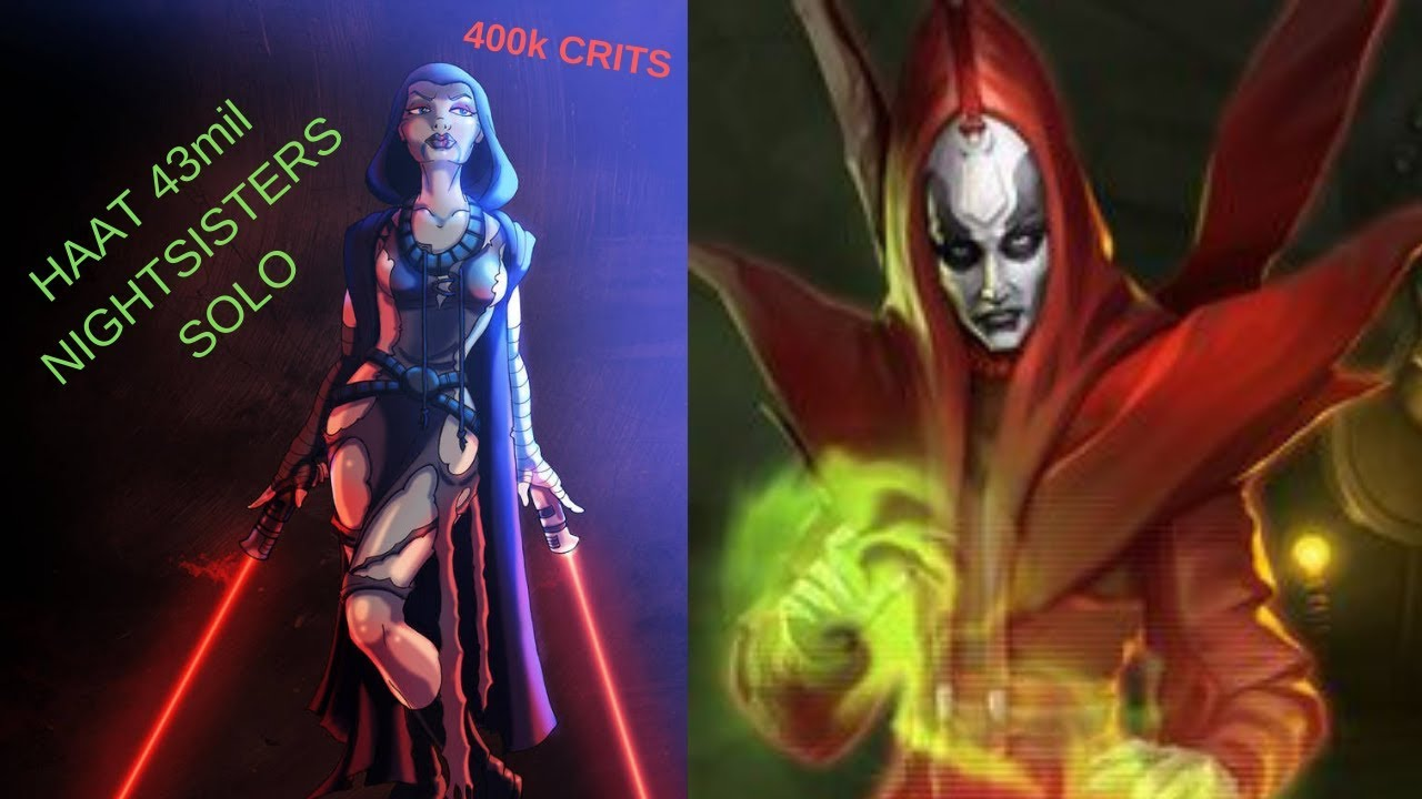 Repeat GUIDE TO 42mil+ SOLO P2-P4 HAAT WTH NIGHTSISTERS 400k