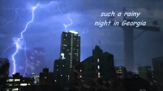 rainy night in georgia lyrics brook benton
