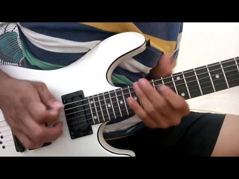 Belajar Melodi Gitar Lagu U9 - Rasa Percaya