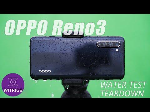 Oppo Reno3 | How waterproof is Oppo Reno3?