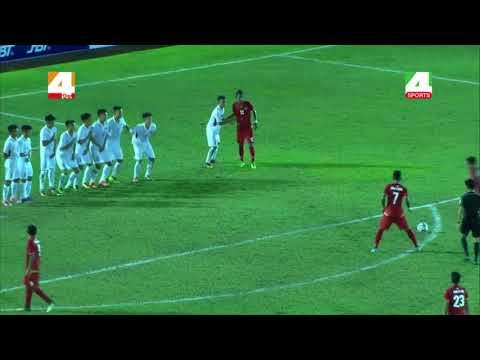GOL DRAMATIS!! Myanmar U18  vs Vietnam U18   ( 2 - 1 ) Piala AFF 2017