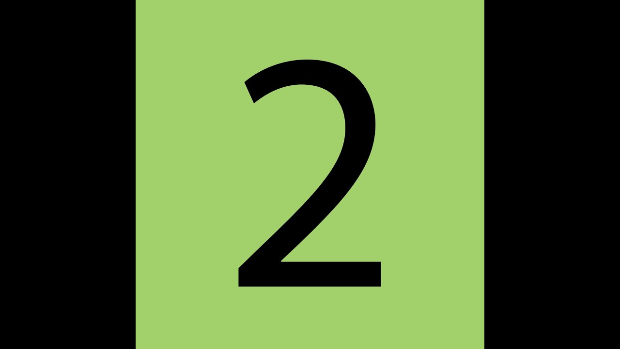 Counting By 2 Song