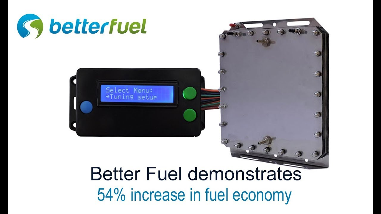 54% increase in fuel economy with hydrogen hho generator and ...