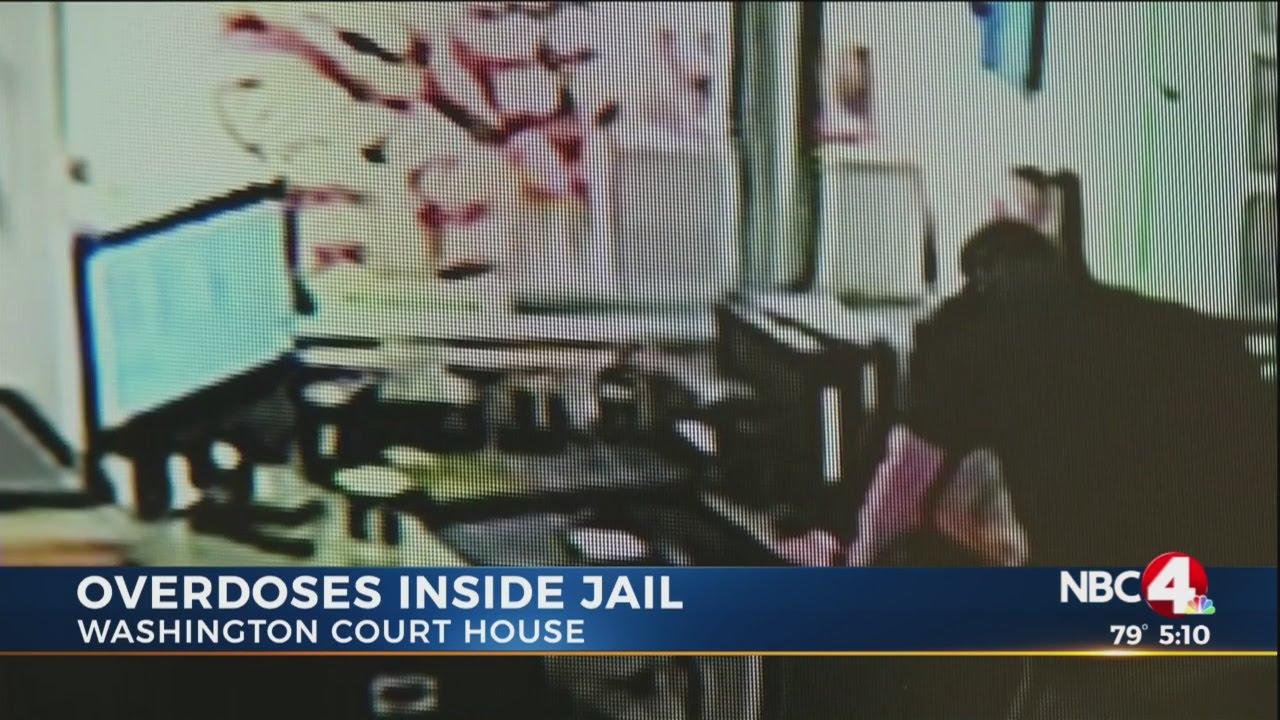 Seven women overdose in Fayette County Jail