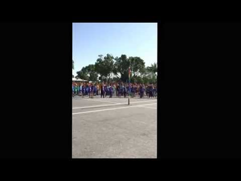 Von Renner School performing The World is a Rainbow 552015
