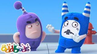 Nova Supervisão    Oddbods   Desenhos Animados Para Crianças