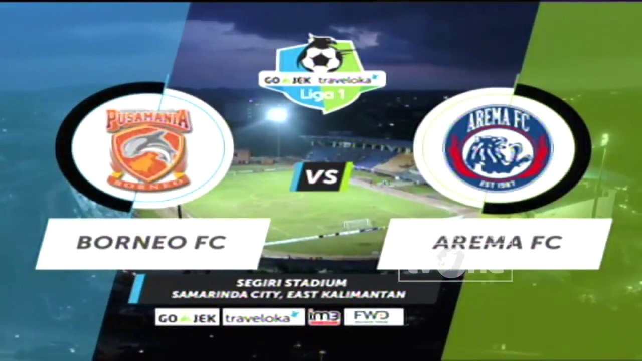 Borneo Fc Vs Arema Fc   All Goals Highlights Liga
