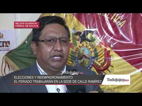 Los bolivianos que viven en Jujuy pueden empadronarse hasta el próximo domingo