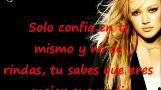 Hilary Duff Fly Traduccion en español