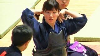 KENDO 埼玉 × 徳島 [準決勝] 全日本県対抗女子剣…