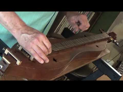 O'Carolan's Concerto on Mountain Dulcimer