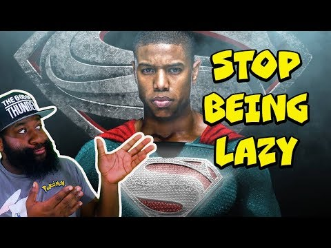 Why Black Superman Is a Terrible Idea