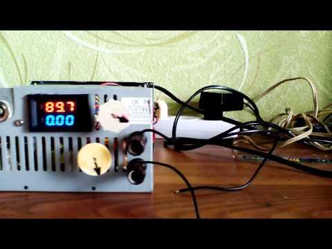 лабораторный бп и зарядное для эл вела