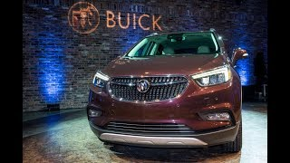 THE BUICK ENCORE COMPACT CROSSOVER DESIGN