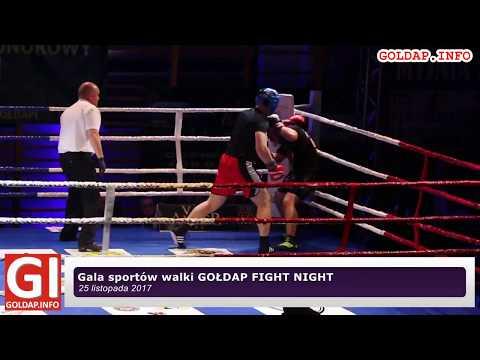GOŁDAP. Gala sportów walki Gołdap Fight Night