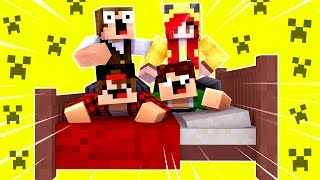 ESPECIAL CASAL CRAFT NO BEDWARS !! - Minecraft