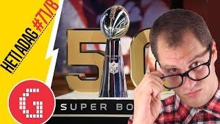 Heti Adag #71/B - 50. Super Bowl REKLÁM I GameGeek