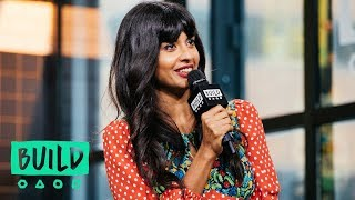 Jameela Jamil is Sick of Women Being Judged By Their Weight