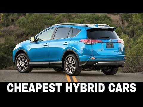 7 Cheapest Hybrid Cars with the Highest Fuel Efficiency (Pri