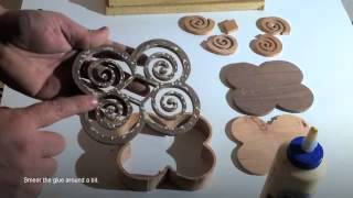Make An Inlayed Wood Scroll Saw Box By Modern Wood Patterns Pt 2
