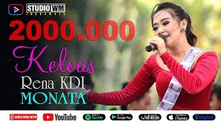 Download lagu RENA MOVIS l KELOAS l MONATA Live KLUWUT 30 11 2018 MP3