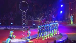 Chinese Acrobat Highest Jump World Record
