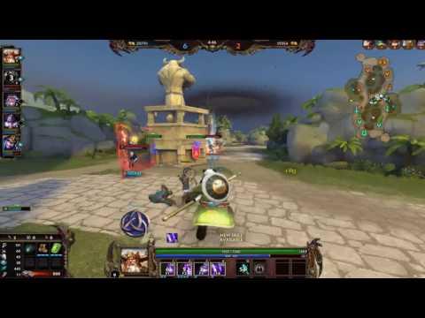 видео: smite: clash/Схватка - odin. Один: Почти затащил.