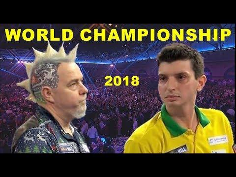 Wright v Portela (R1) 2018 World Championship