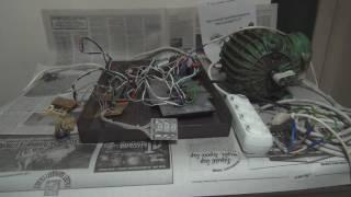 Частотный преобразователь для трехфазного двигателя своими руками(Обзор частотного преобразователя для трехфазного двигателя сделанного своими руками. Ссылка на форум:..., 2017-01-06T18:15:14.000Z)