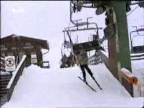 chair lift accident outdoor recliner chairlift youtube
