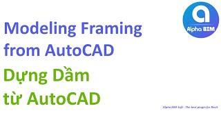 Q'Apps - Erstellen Rahmungen von AutoCAD-Link