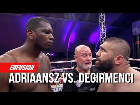 Marcello Adriaansz (Surinam) vs Gurhan Degirmenci (Turkey) | Full Fight