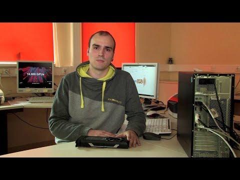 HZDR DocClip (ENG): Axel Huebl – GPU Computing for Laser-plasma Accelerators