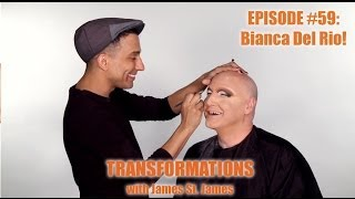 James St. James and Bianca Del Rio: Transformations