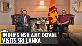 India's NSA Ajit Doval visits Sri Lanka for Trilateral Security Meet | World News