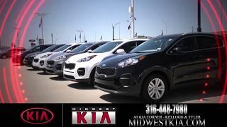 Wichita New Kia Forte  Optimia Used Kia Pre owned Sorento Soul Cadenza in Wichita Midwest Kia Review