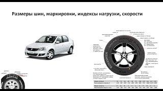 видео Рено Сандеро Степвей размер дисков, шин, колес, резины