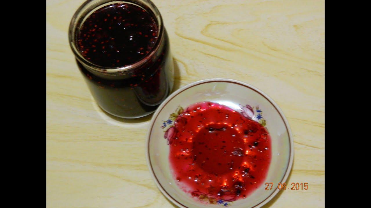 как приготовить желе из ягод на зиму