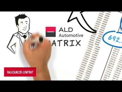 ALD matrix, un service leasing proposé par ALD Automotive Luxembourg