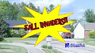 Reliable Exterminators - Fall Invaders