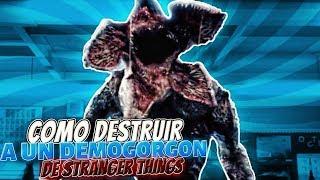 COMO DESTRUIR AL DEMOGORGON DE STRANGER THINGS EN DEAD BY DAYLIGHT TROLLEANDO DE SURVIVOR