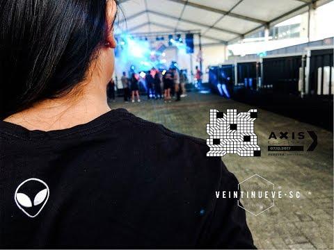 AXIS Festival / BAUM / Pereira  / 2017 / VeintinueveSC